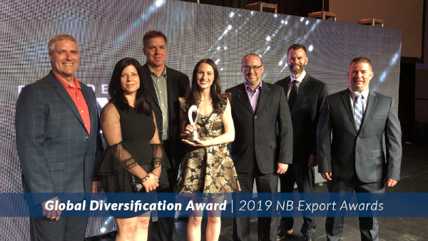 2019 NB Export Awards - Team Photo