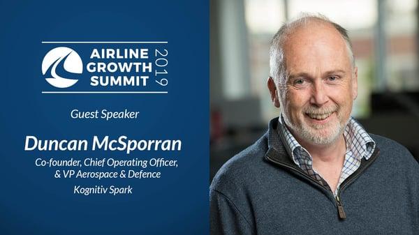Guest Speaker: Duncan McSporran, Kognitiv Spark