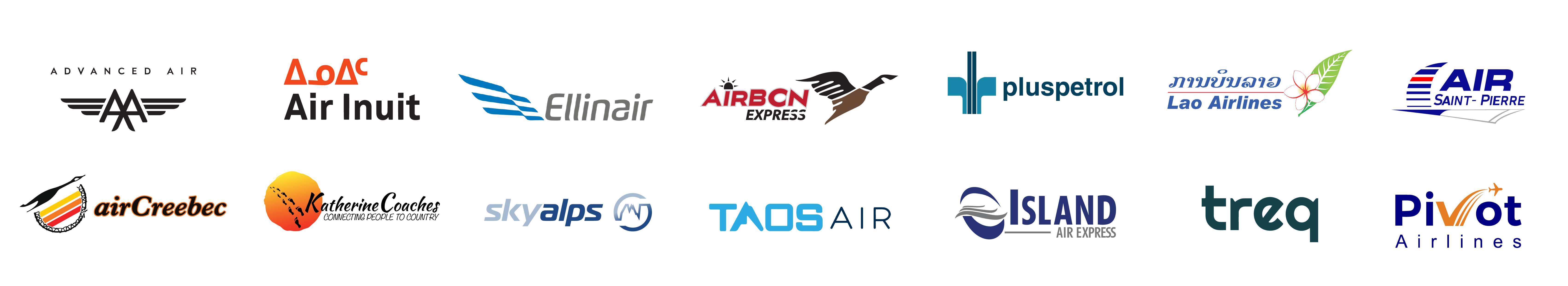2020-AIRLINES SIGNED