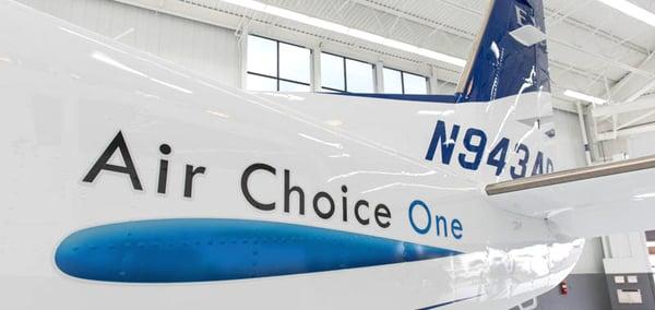 Air Choice One Plane
