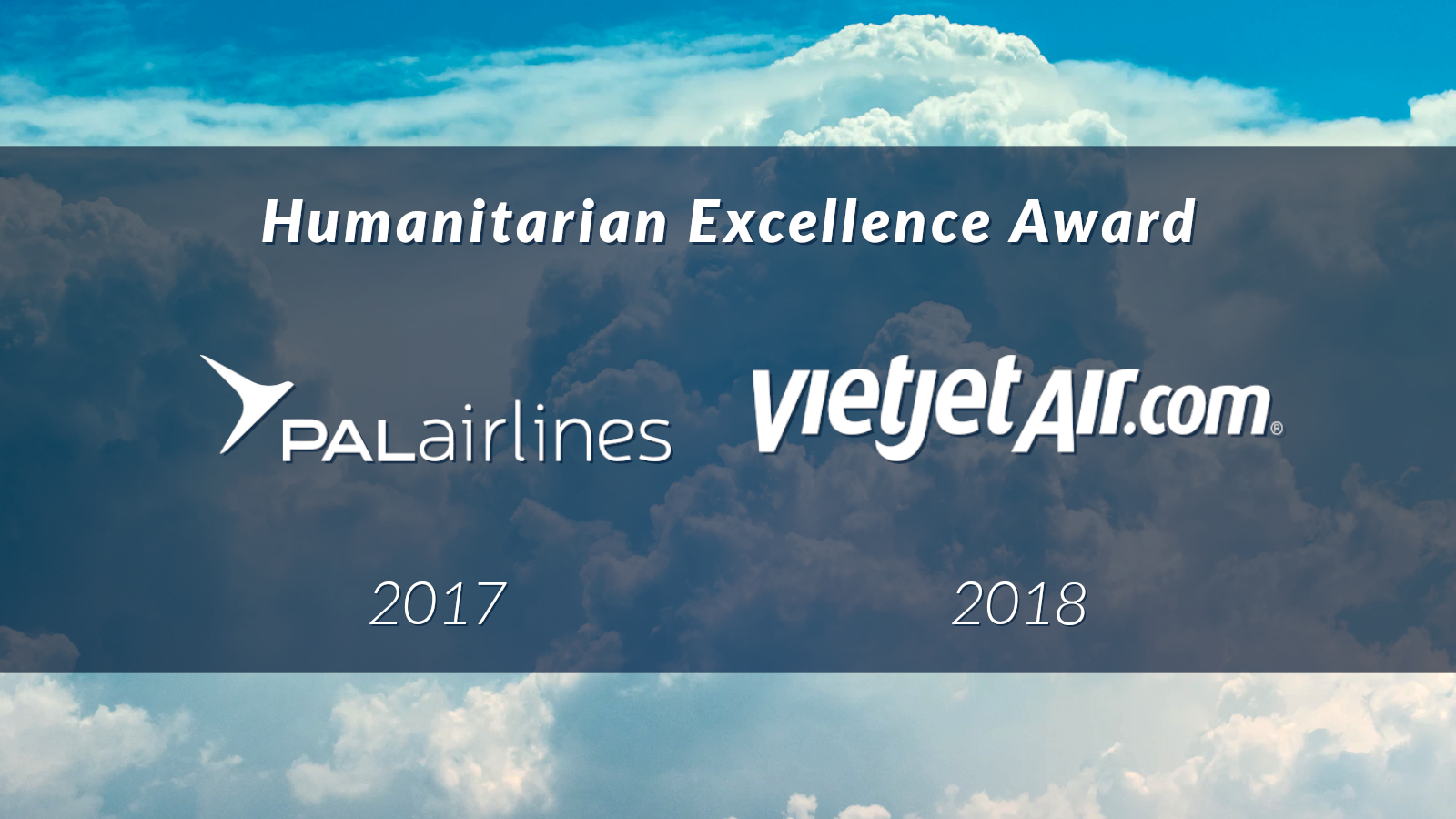 AGS Blog - Award Winners - Humanitarian Excellence [1,600 x 900]
