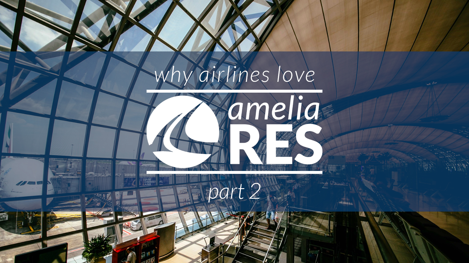 Why Airlines Love ameliaRES, part 2